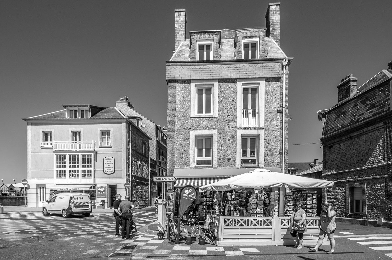 Étretat, Normandië