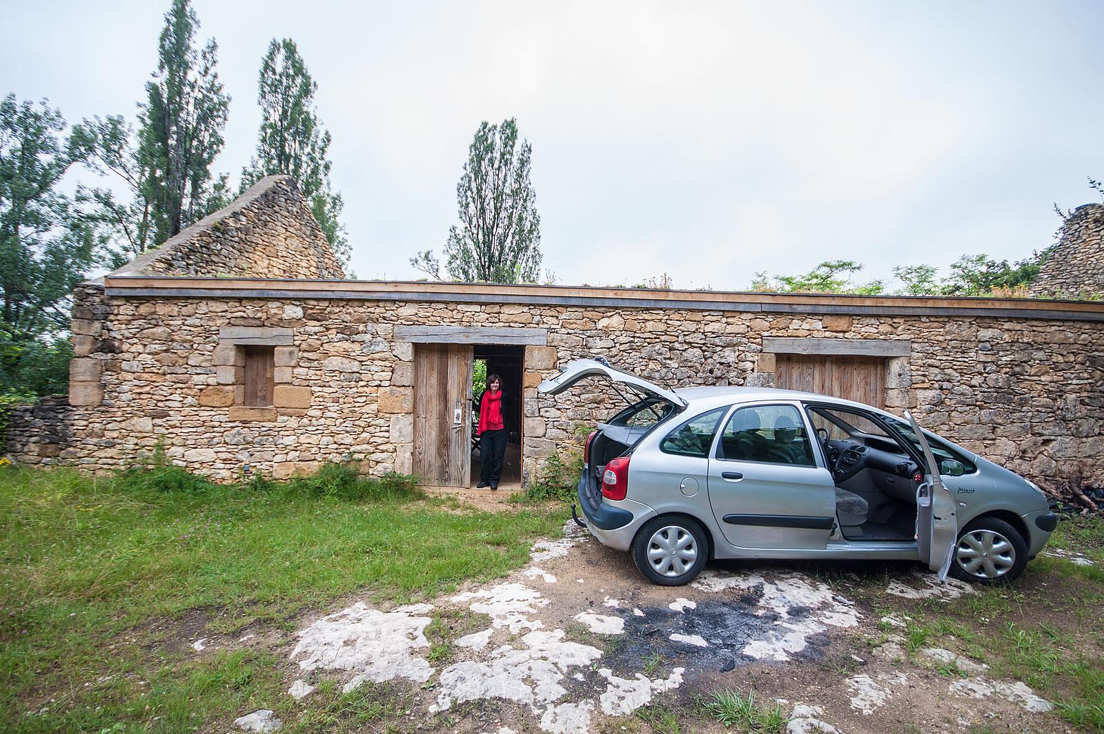 De schuur - eeuwenoude gardepost