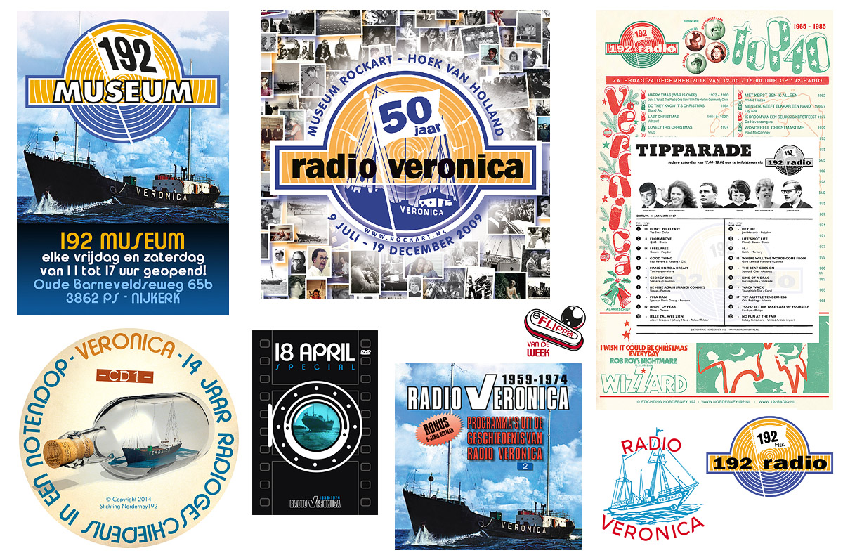 Stichting Norderney - alles over Radio Veronica 1959-1974