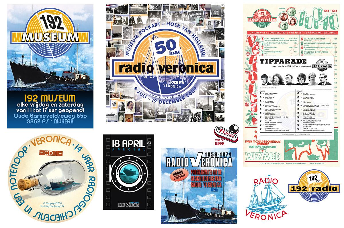 Stichting Norderney - alles over Radio Veronica 1959-1974