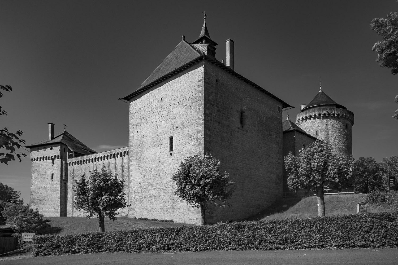 Chateau Malbrouck, Manderen, Frankrijk
