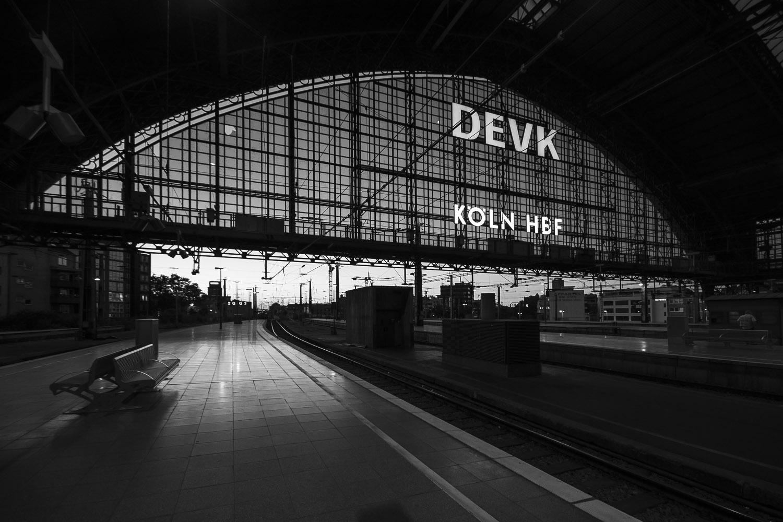 Bahnhof Keulen, Duitsland