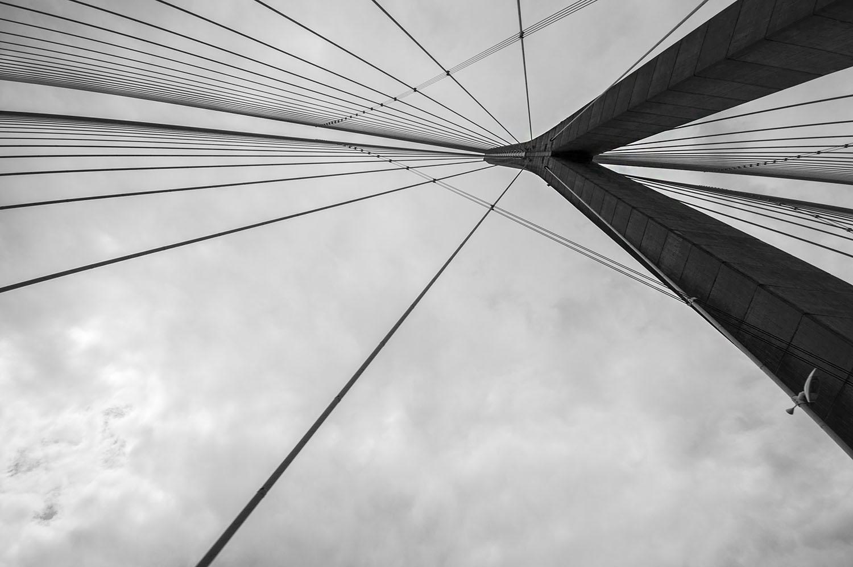 Pont de Saint-Nazaire, Normandië 2017