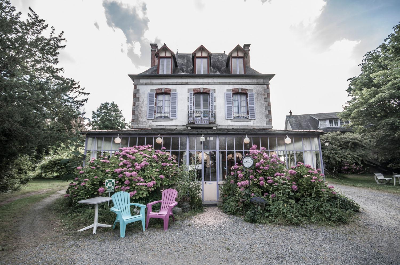 Hôtel Rose - Beauvoir, Normandië 2017