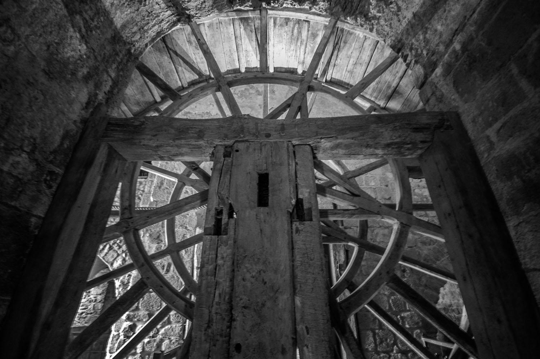 Looprad L'Abbaye, Mont-Saint-Michel, Normandië 2017