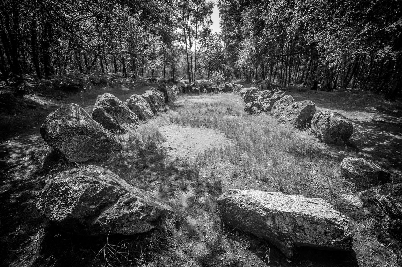 Le Jardin aux Moines, Brocéliande, Bretagne 2017