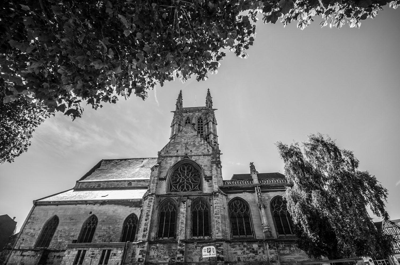 Eglise Saint-Étienne Fécamp, Normandië