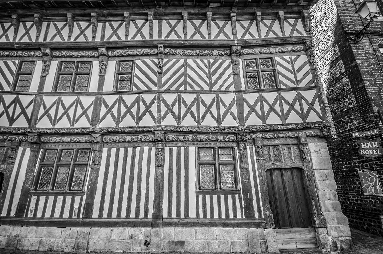 Maison Henry IV, Saint-Valery-en-Caux, Normandië