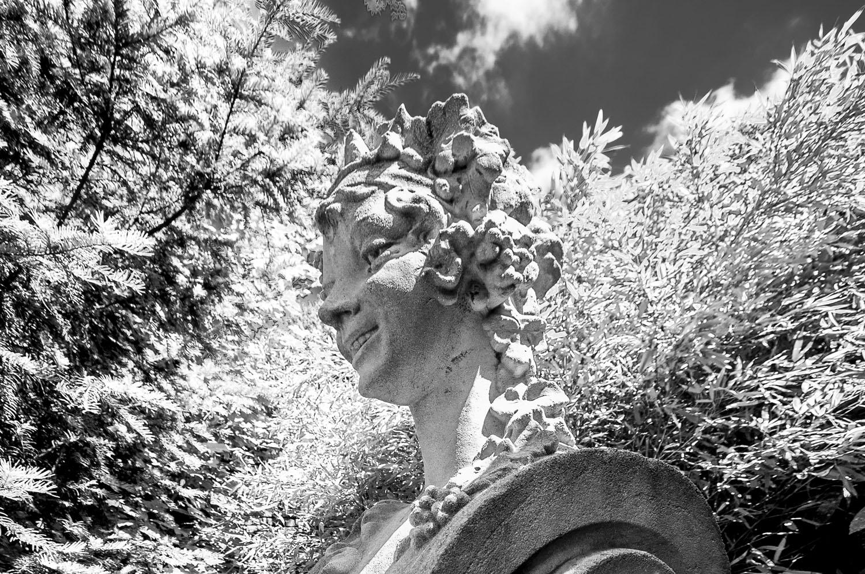 Jardin de le Clos Arsène Lupin, Étretat, Normandië