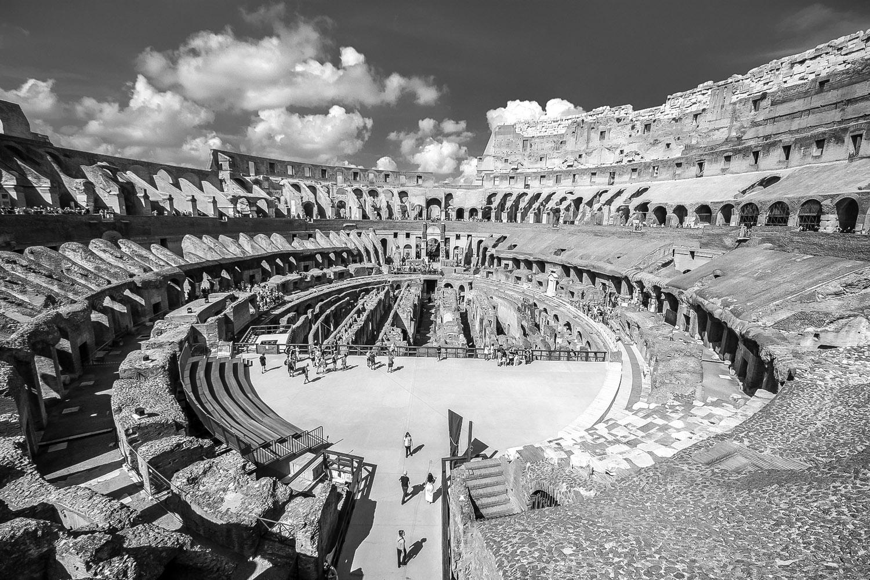 Colosseum - Rome sept. 2018 - foto: Per Bos