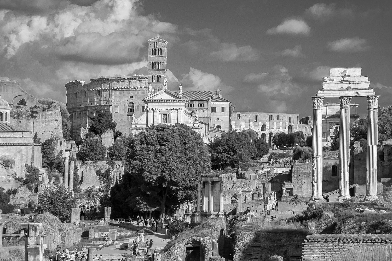 Forum Romanum - Rome sept. 2018 - foto: Per Bos