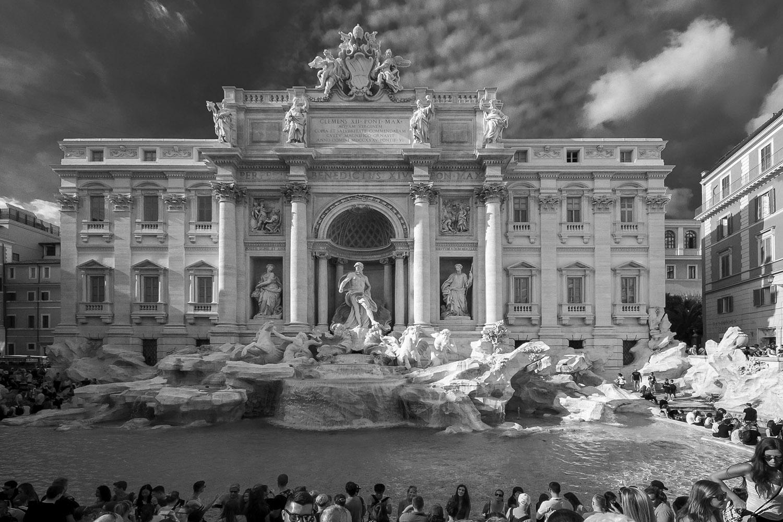 Trevi fontein - Rome sept. 2018 - foto: Per Bos