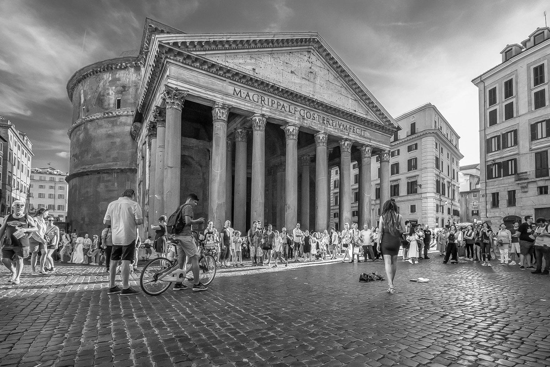 Pantheon - Rome sept. 2018 - foto: Per Bos