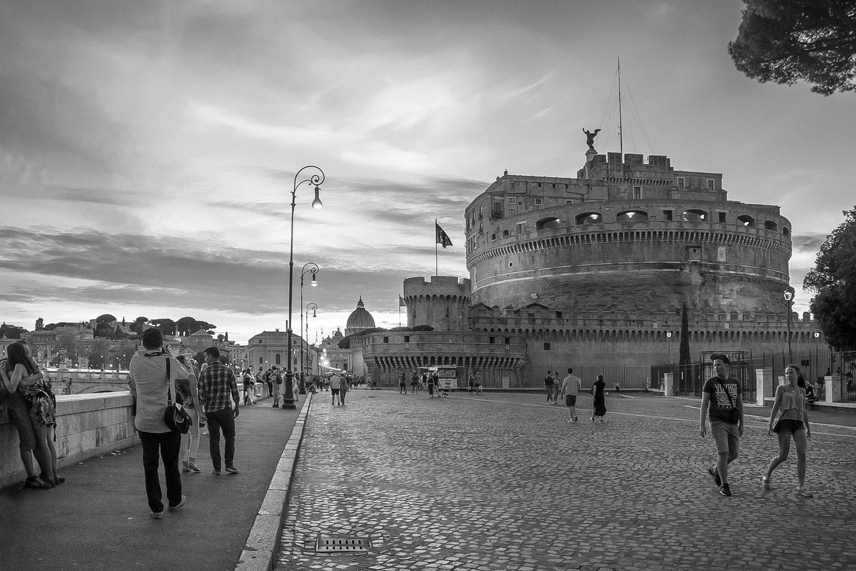 Castel Sant'Angelo - Rome sept. 2018 - foto: Per Bos