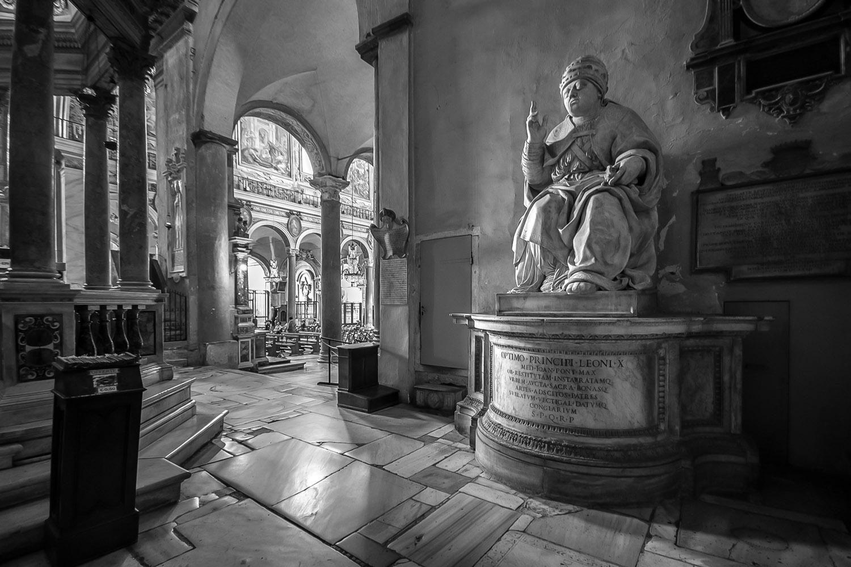 Basilica di Santa Maria in Ara coeli - Rome sept. 2018 - foto: Per Bos
