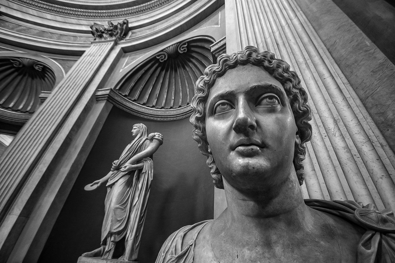 Vaticaan museum - Rome sept. 2018 - foto: Per Bos