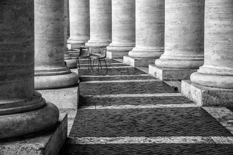 Vaticaan - Rome sept. 2018 - foto: Per Bos