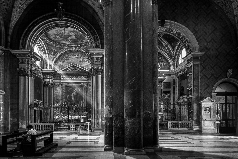 Santa Maria sopra Minerva - Rome sept. 2018 - foto: Per Bos