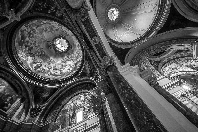 Sant'Ignazio di Loyola - Rome sept. 2018 - foto: Per Bos