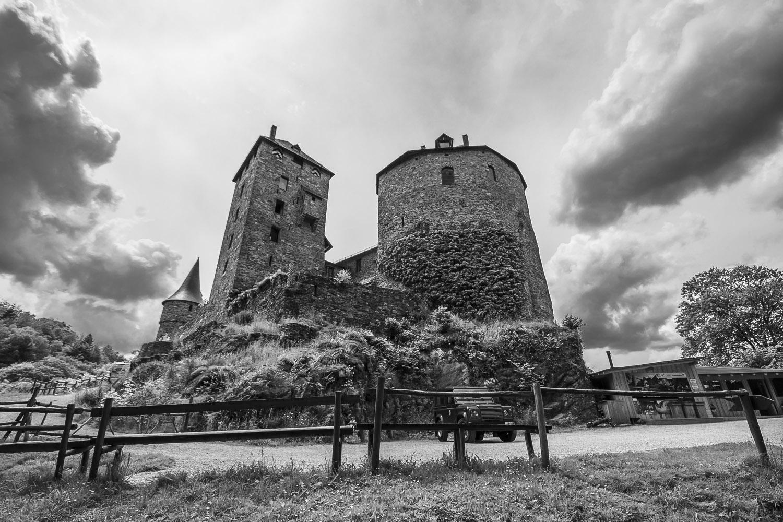 Burcht Reinhardstein, Ovifat, Ardennen