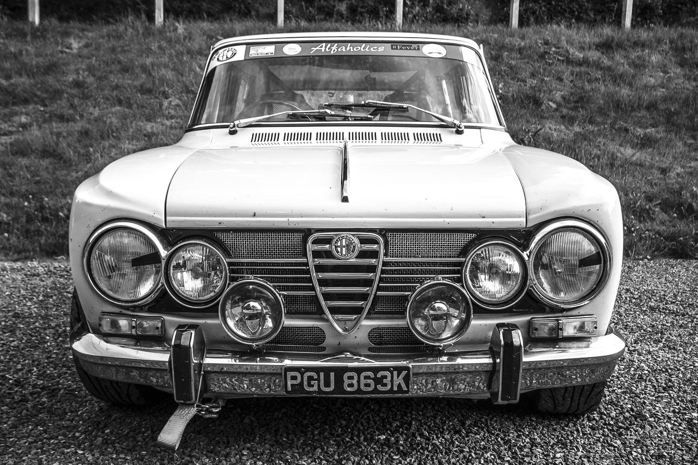 Alfa Romeo Giuilia, Coo, Ardennen