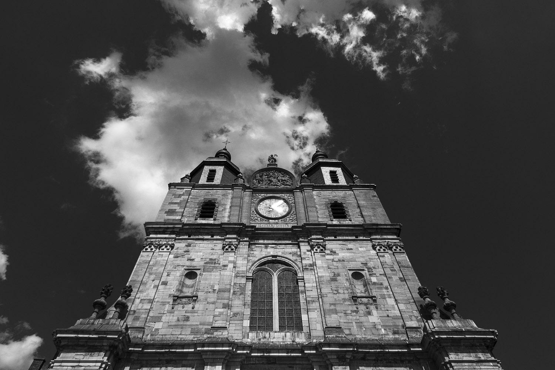 Basiliek van Saint Hubert, Ardennen