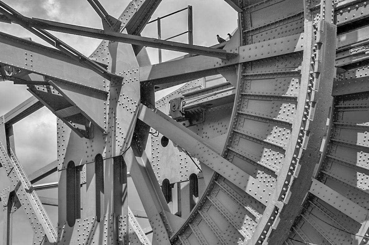 Basculebrug docks - Antwerpen
