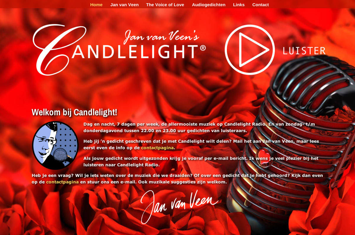 Jan van Veen's Candlelight